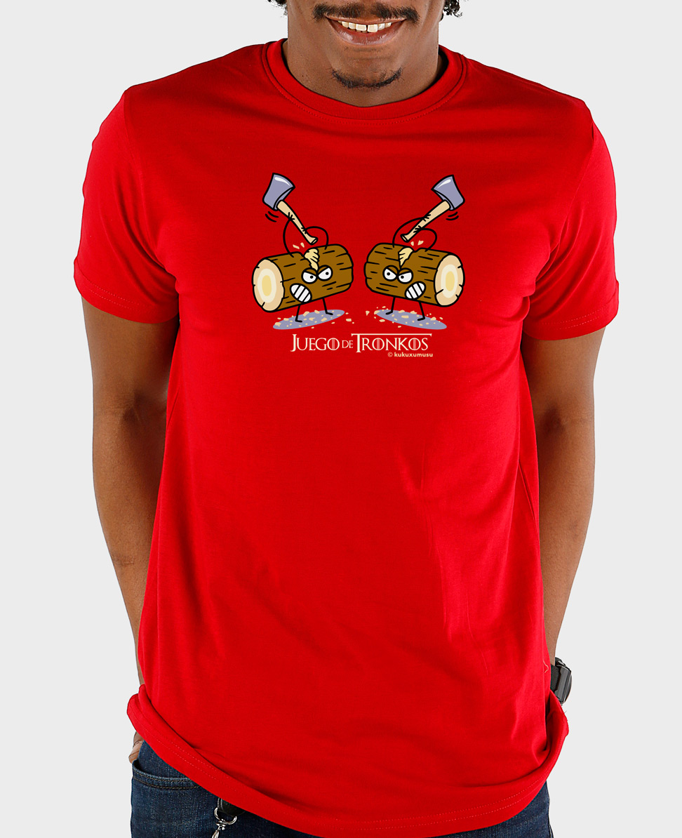 Camiseta hombre Juego de...