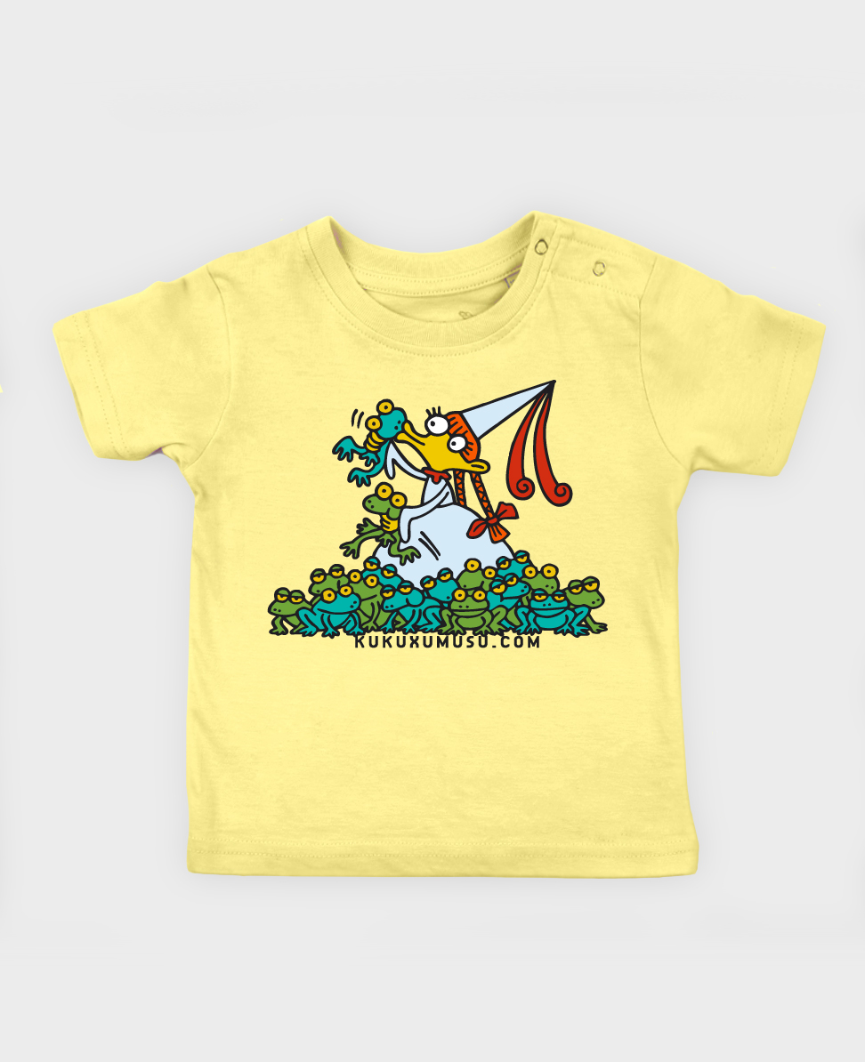 Camiseta bebé Princesa