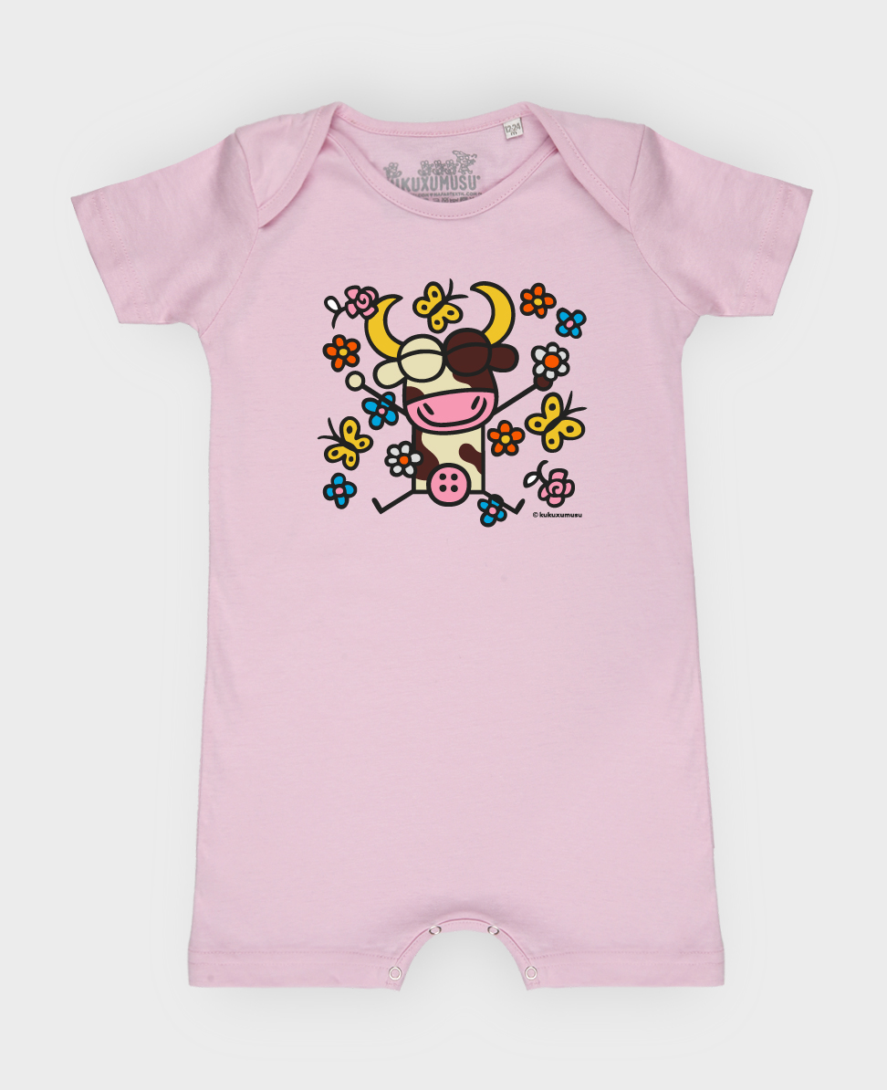 Body bebé Vacaline
