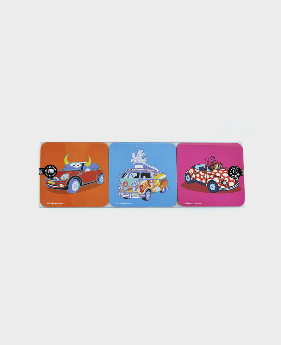 Coasters Mini / Furgosurf /...