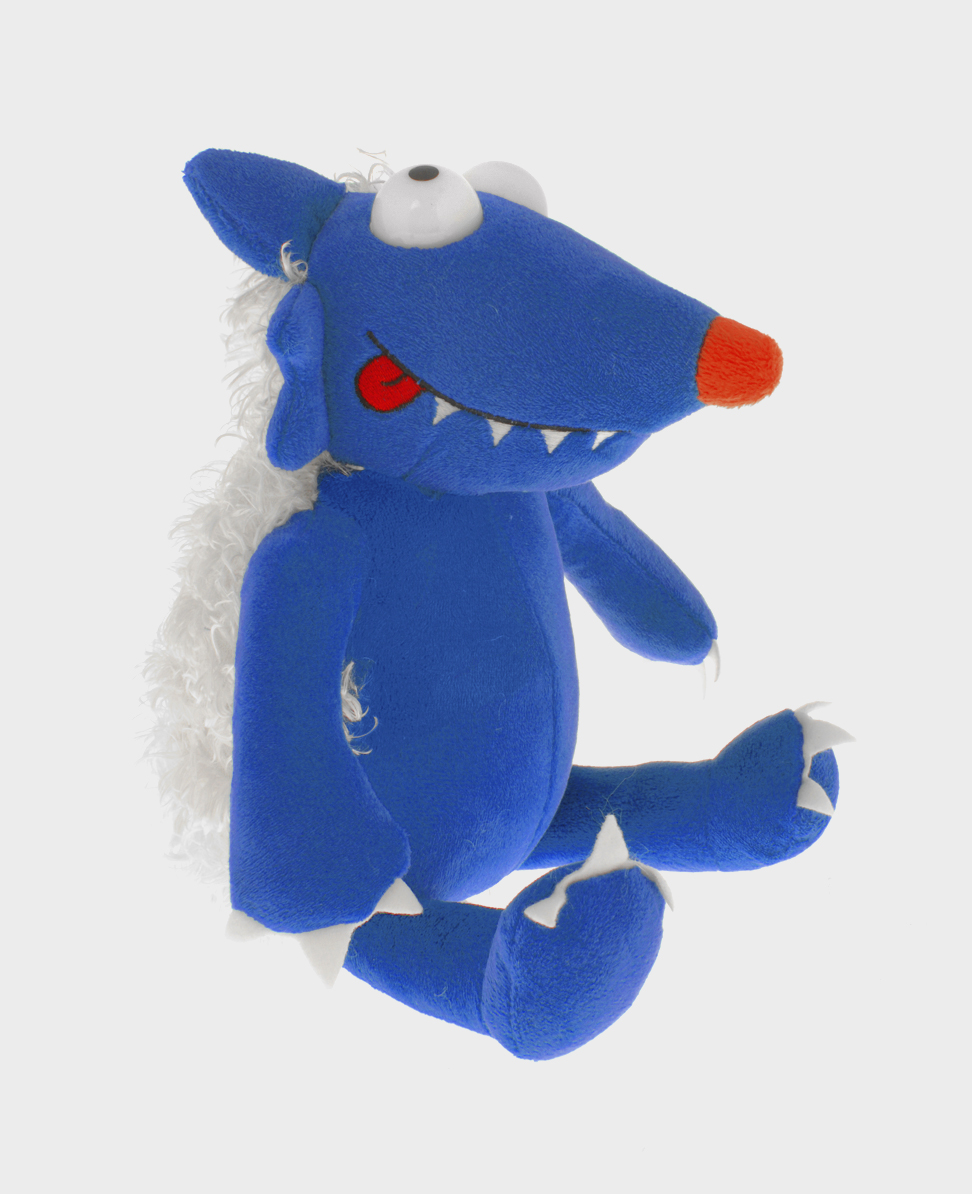 The Wolf Stuffie