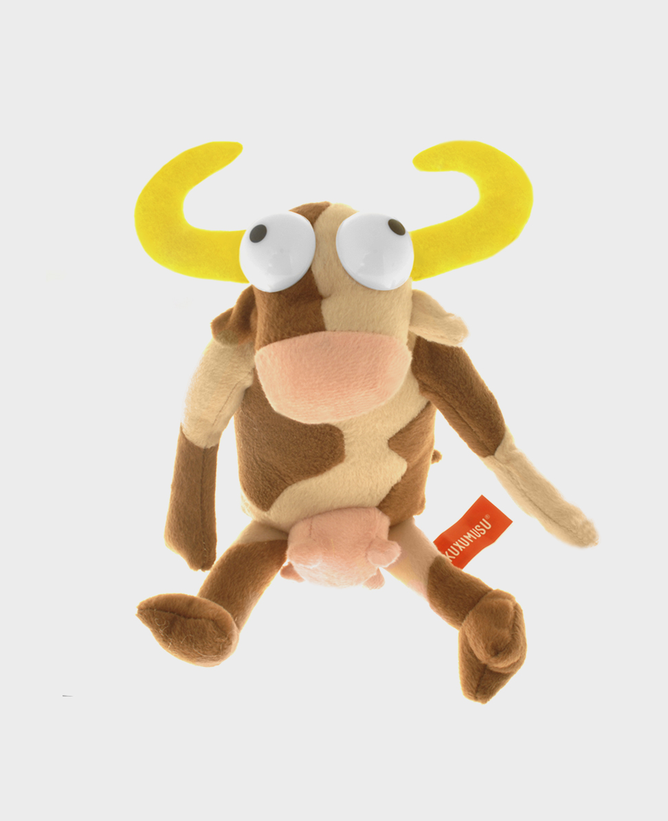 Tetis The Cow Stuffie