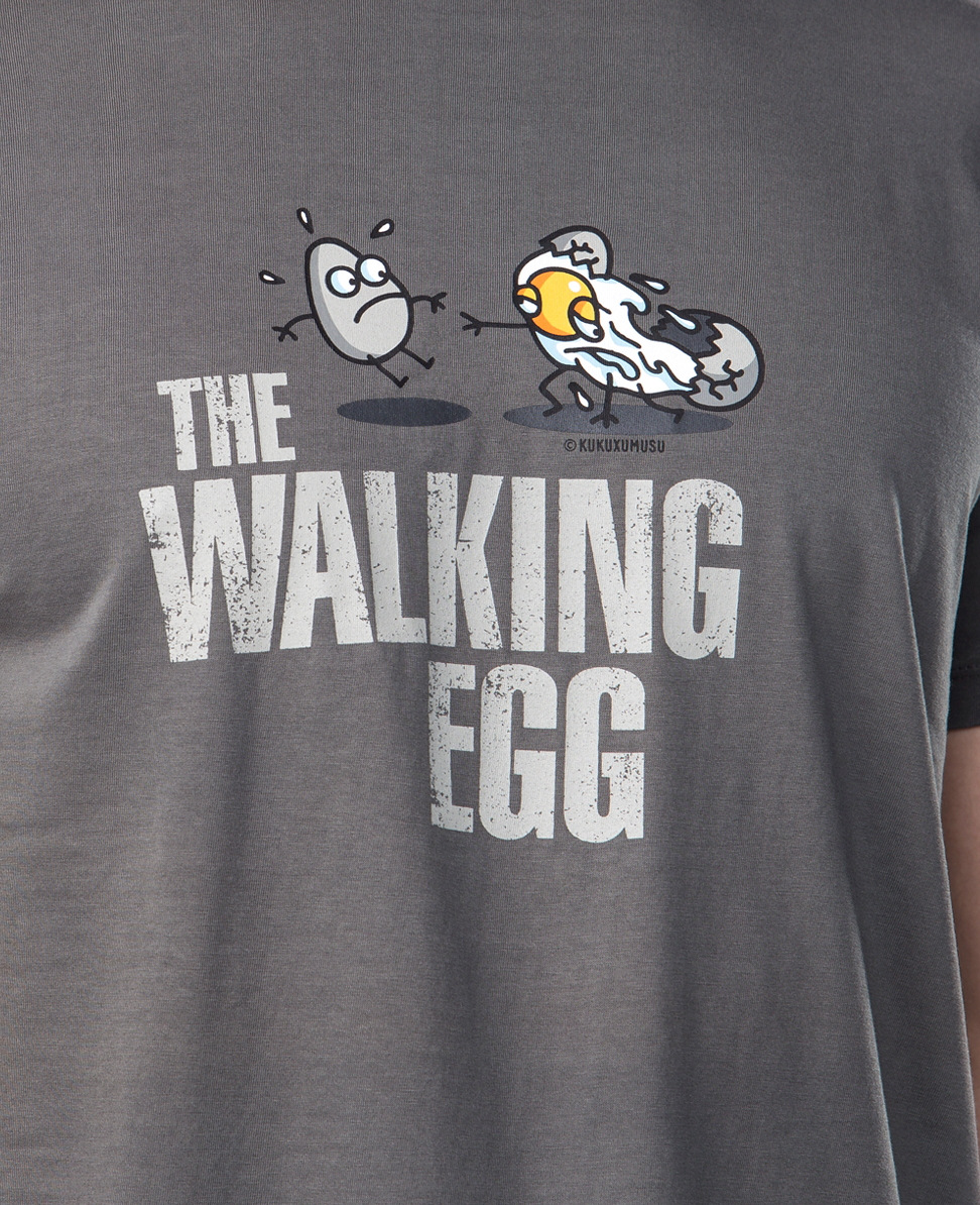 Camiseta hombre The Walking...
