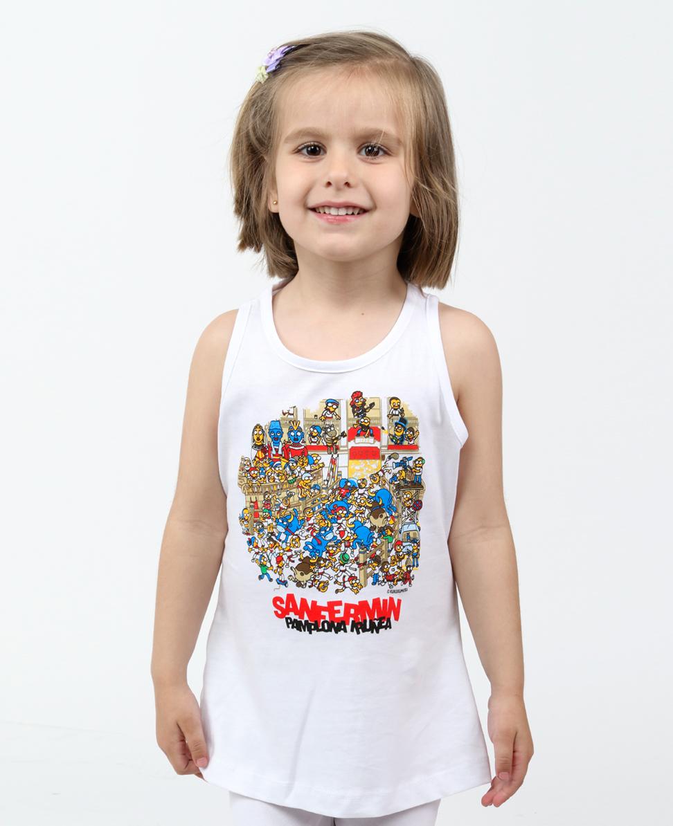camiseta nina callejon