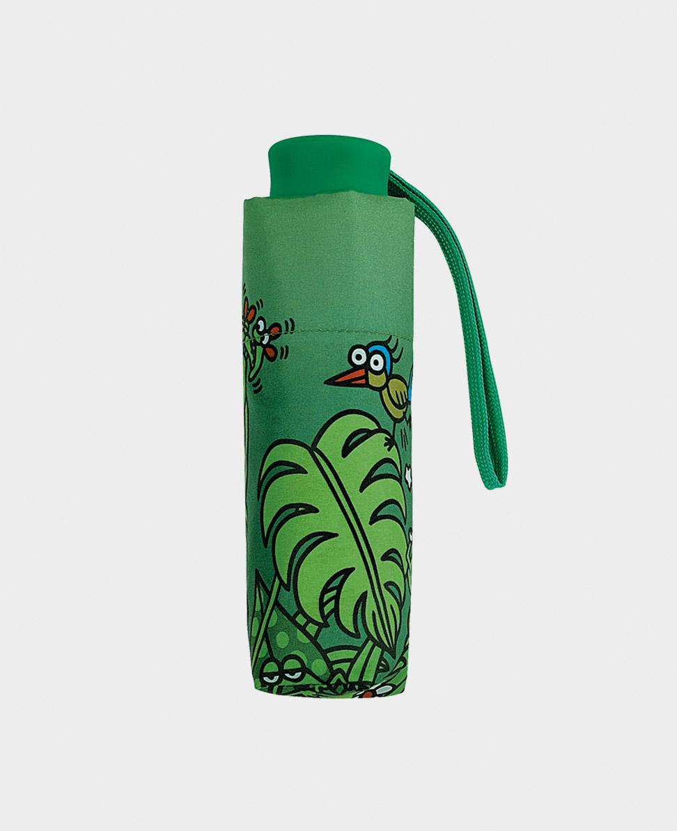 Paraguas original forestan mini verde
