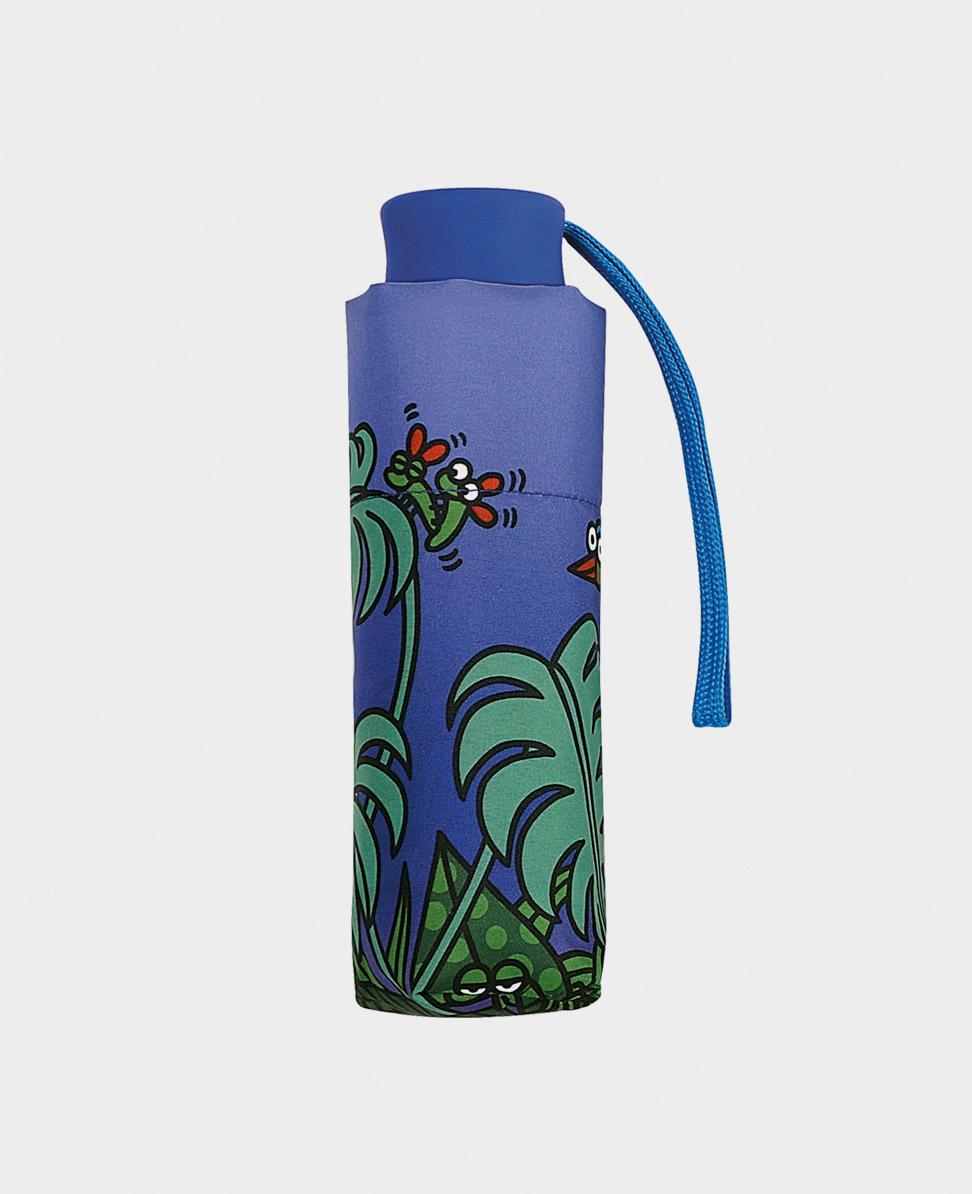 Paraguas original forestan mini azul