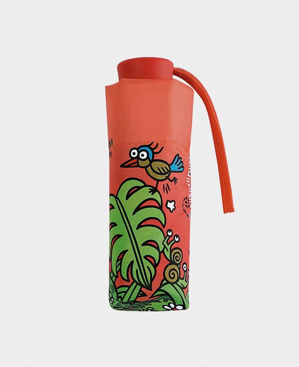 Paraguas original forestan mini rojo