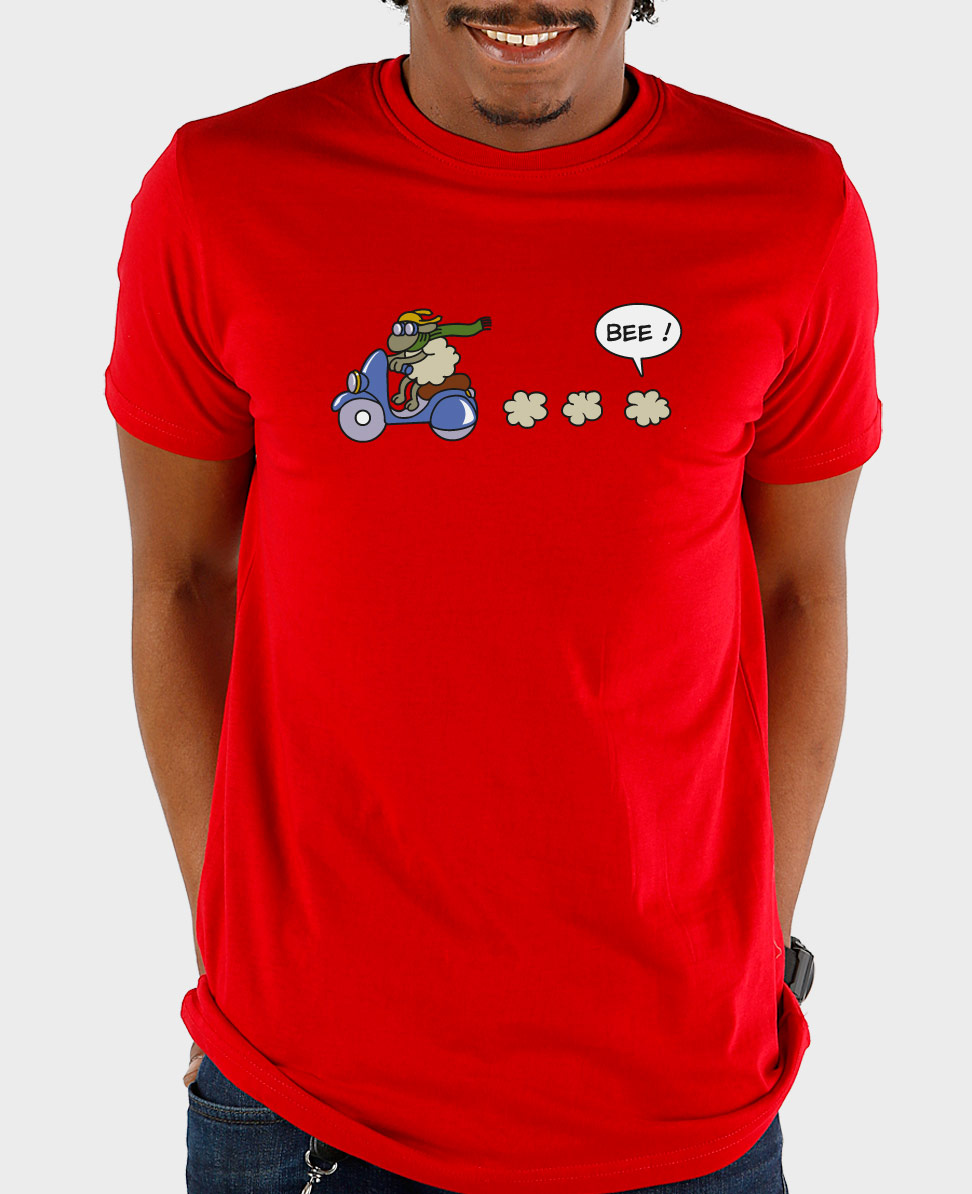 Camiseta hombre Scooter