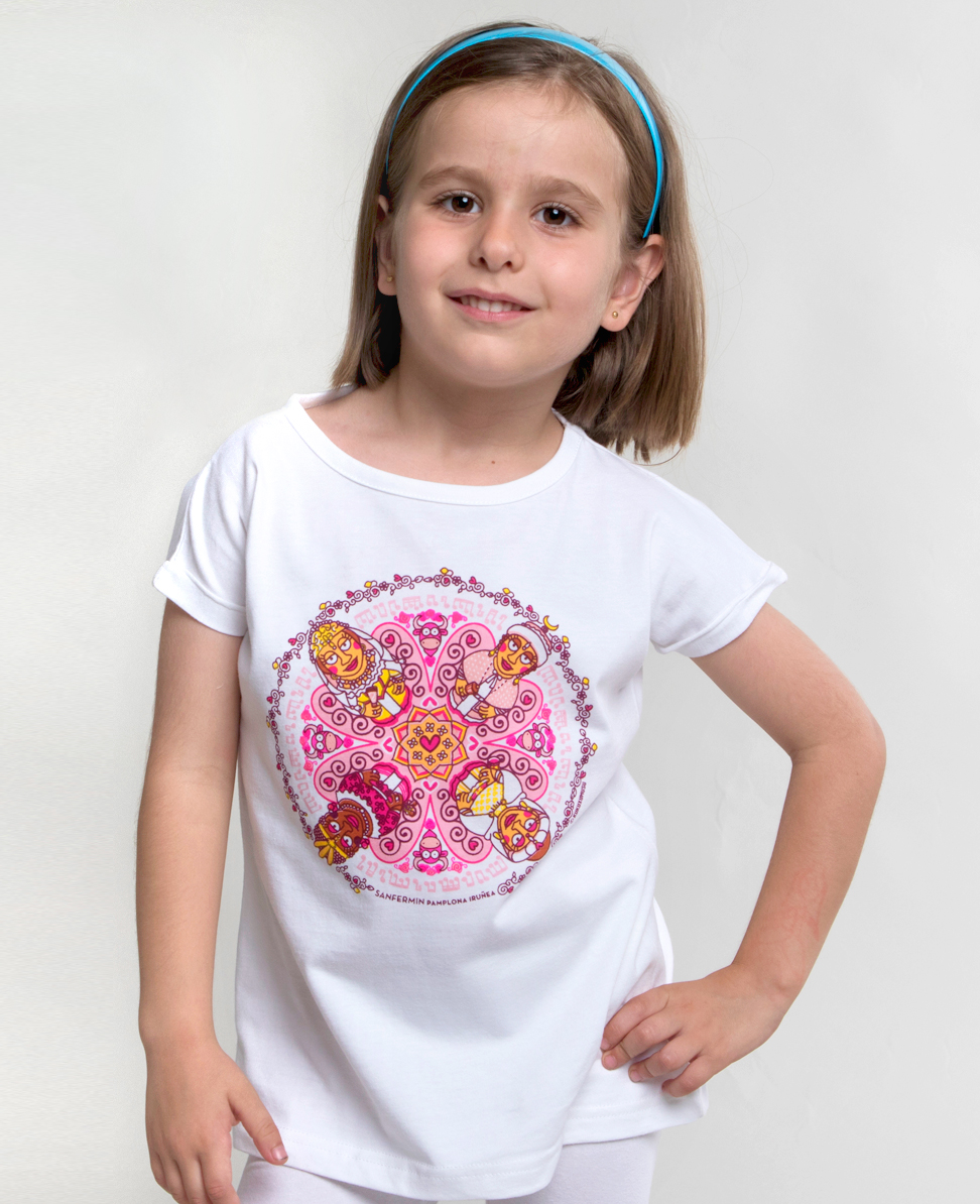 Reinas 360 - Girl's T-shirt