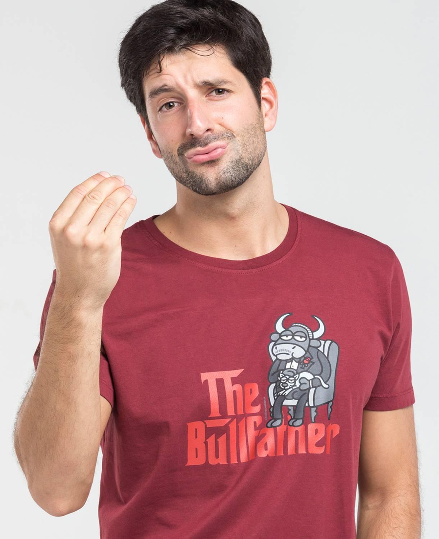 Camiseta hombre The Bullfather