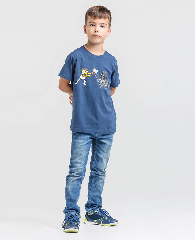 Camiseta niño aizkogalaxia