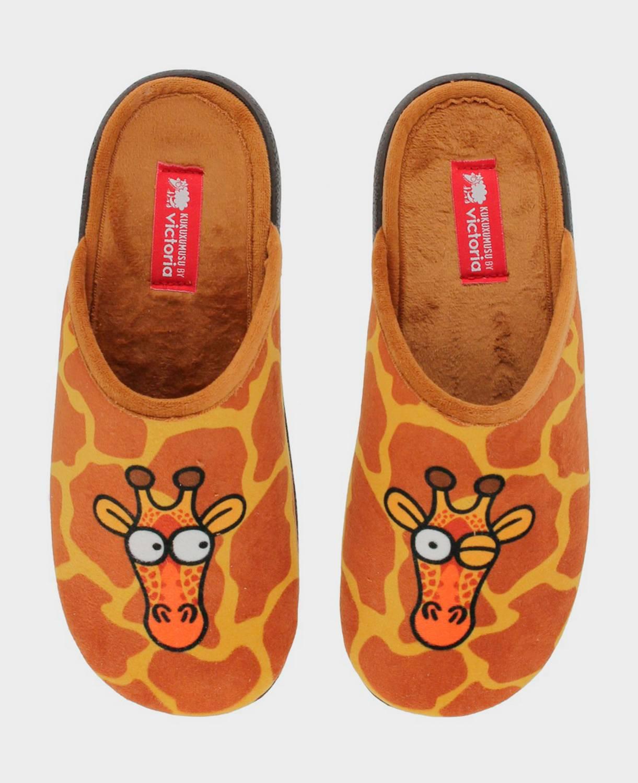 Zapatillas de casa Jirafis