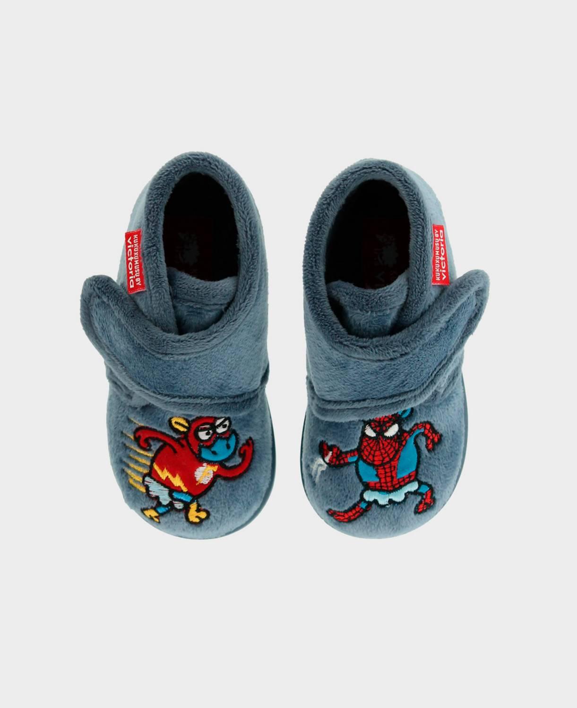 Zapatillas de casa infantiles Supersheep Spiderfla