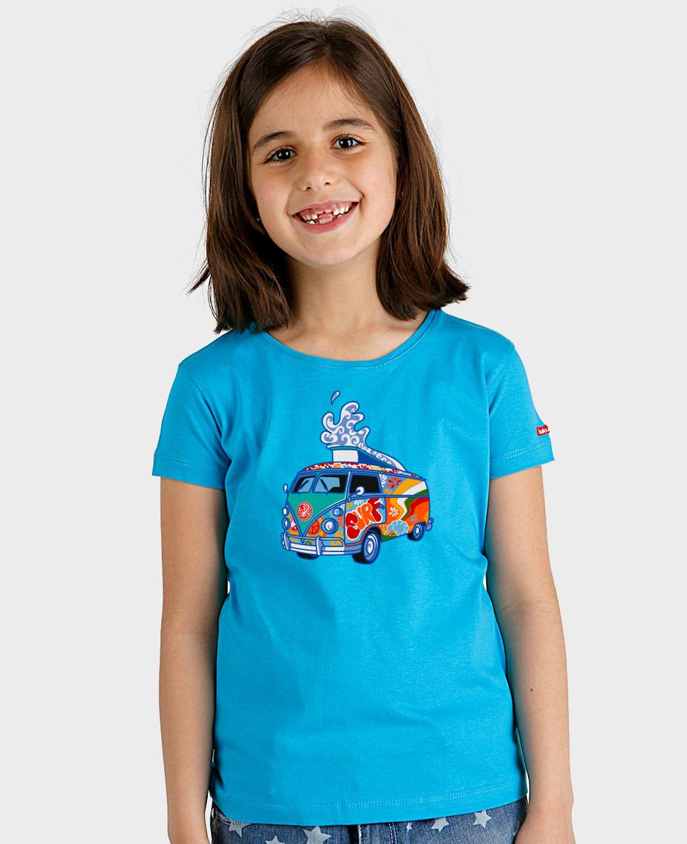 Camiseta niña Furgosurf