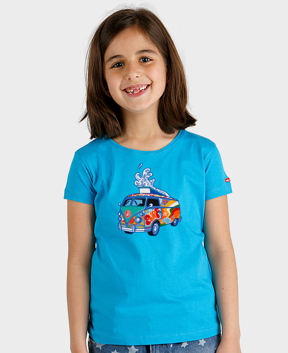 Furgosurf Girl's T-shirt