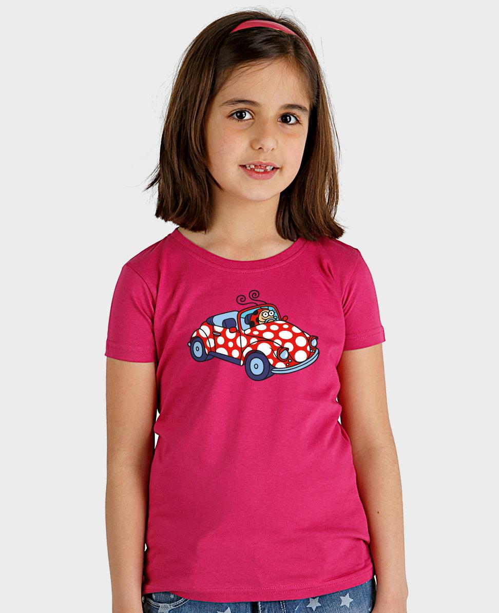 Camiseta niña Mary