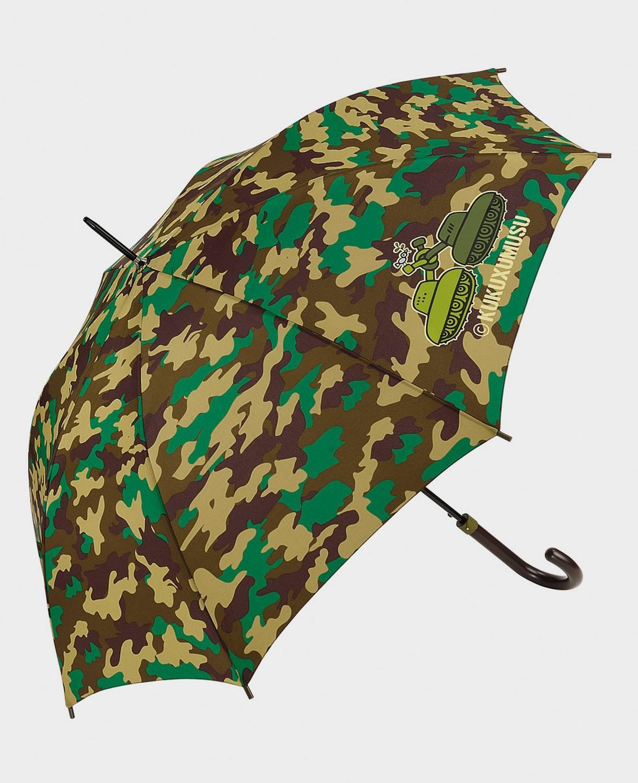 Paraguas largo automático Tanks verde