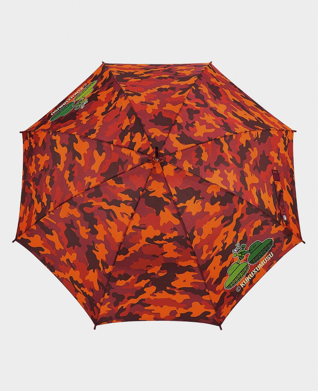 Paraguas largo automático Tanks naranja