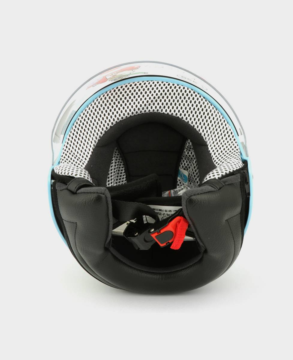 Casco de moto Júnior Forestan