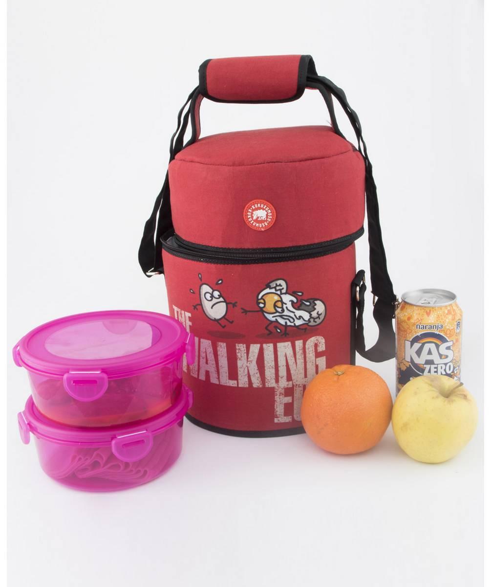 Porta Alimentos Isotérmico Roller The Walking Egg