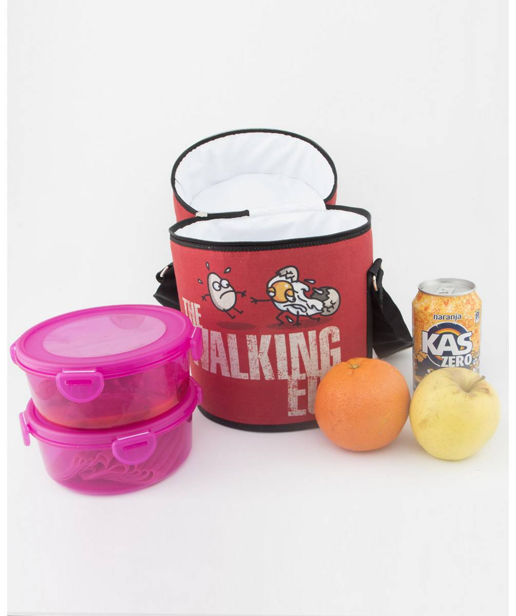 Porta Alimentos Isotérmico Roller The Walking Egg