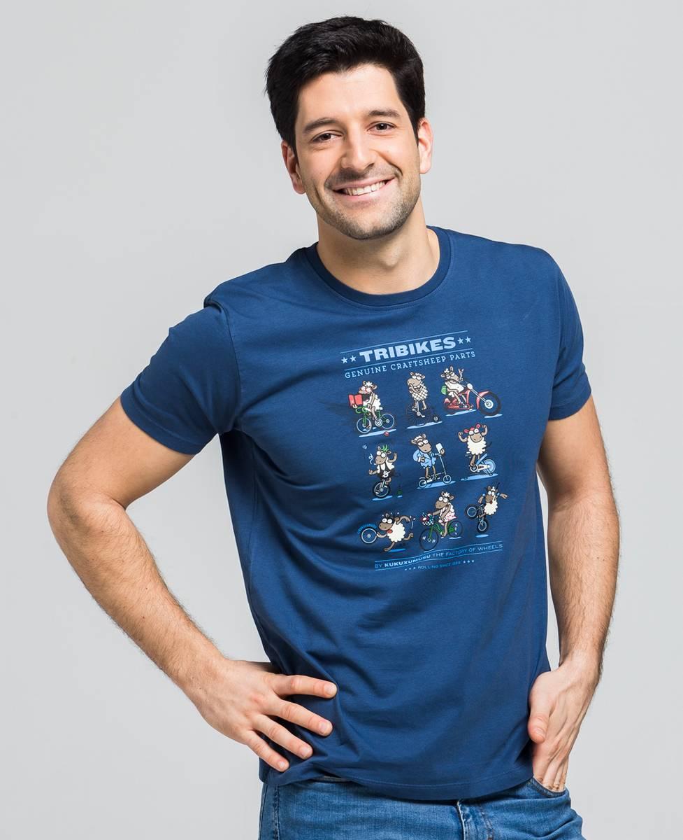 Camiseta hombre Tribikes