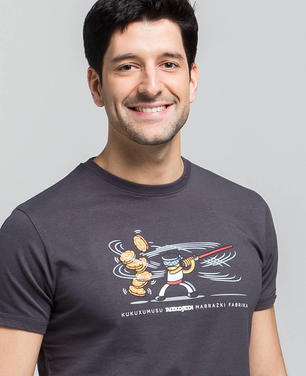 Camiseta hombre Aizkojedi