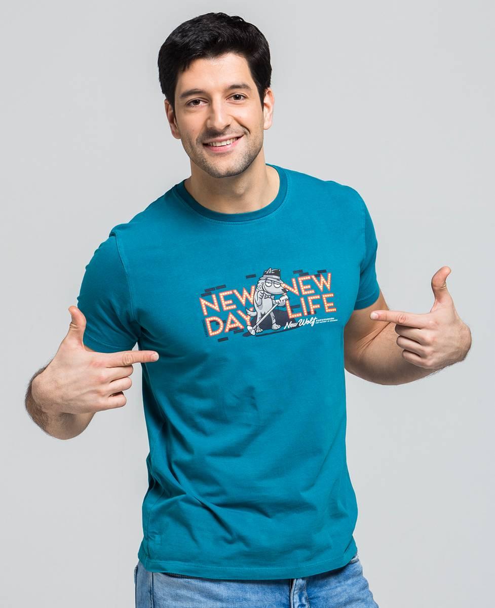 Camiseta hombre Wolf La Voz