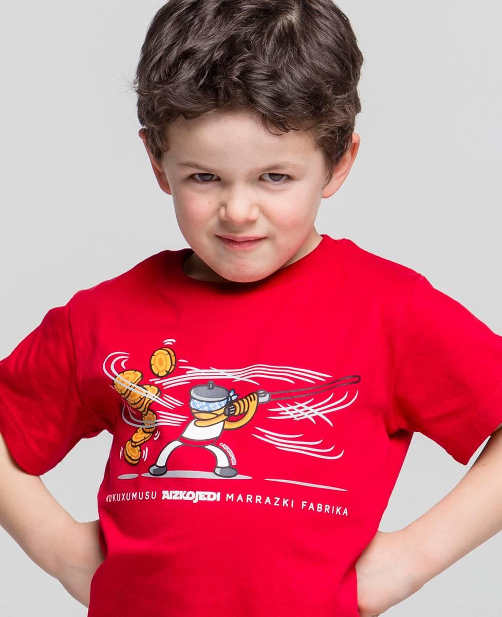Aizkojedi - Boy's T-shirt