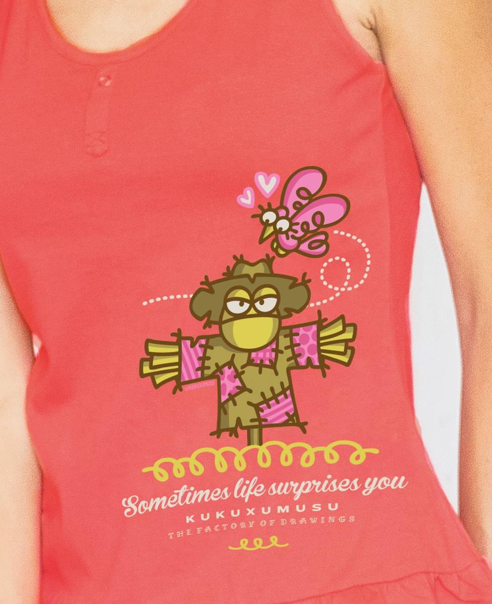 Pijama mujer Amor Imposible