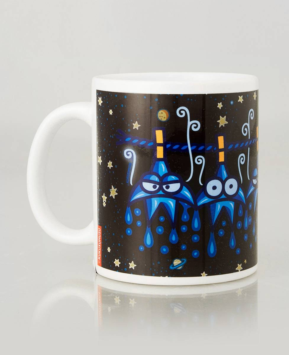 Taza Star Wash