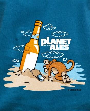 Camiseta Hombre Planet Of...