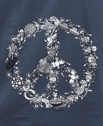 Peace Mix Men's T-shirt