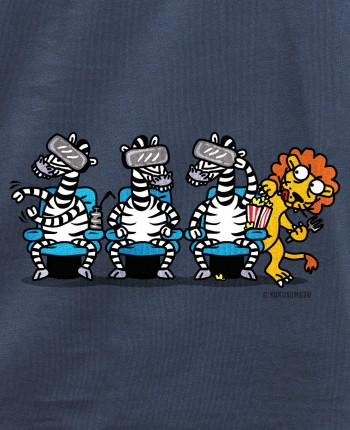 Camiseta Hombre Gafas Rv