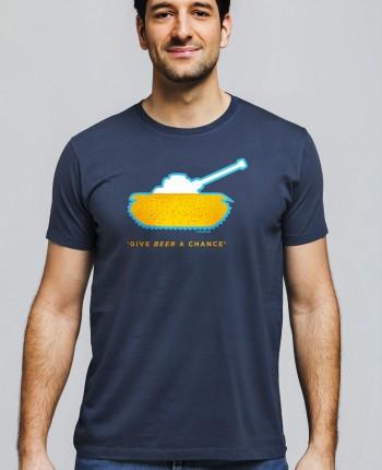 Camiseta Hombre Beer Tank