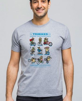 Tribikes Men's T-shirt