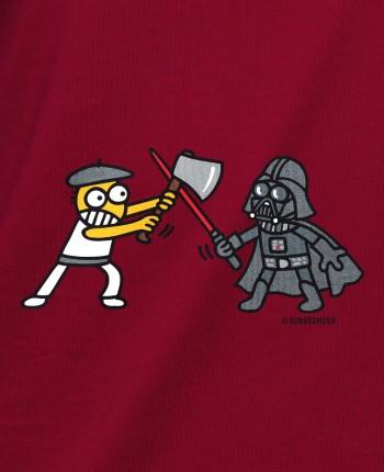 Camiseta Hombre Aizkogalaxia