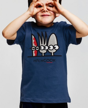 Camiseta Niño Hitchcook