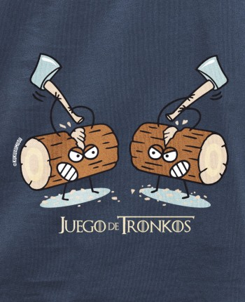 Juego De Tronkos Boy's T-shirt