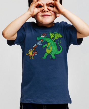 Camiseta Niño Jordi