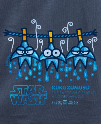 Camiseta Niño Star Wash