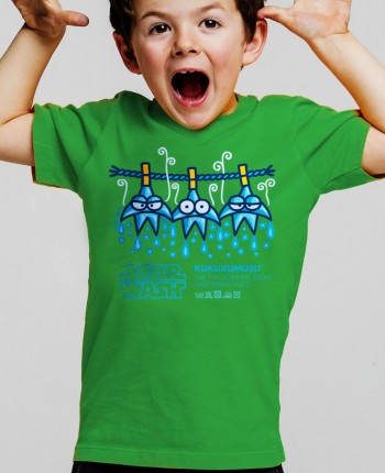 Star Wash Boy's T-shirt