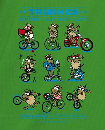 Tribikes Boy's T-shirt