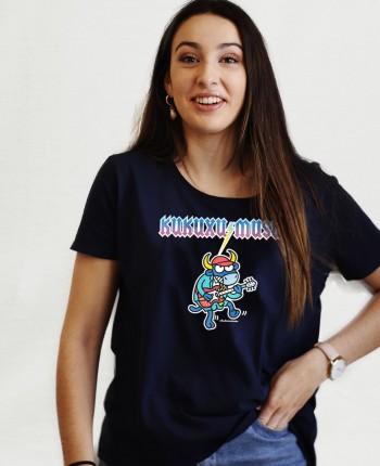 Camiseta Mujer Dc/An