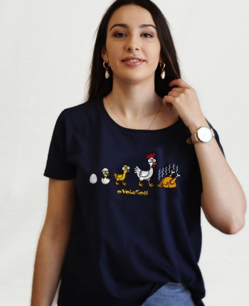 Camiseta Mujer Zuringo