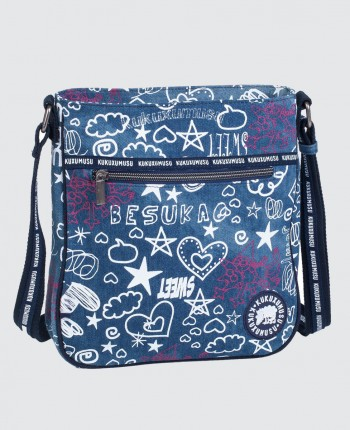 Shoulder bag Besukao