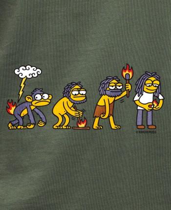 Camiseta hombre Rastafire