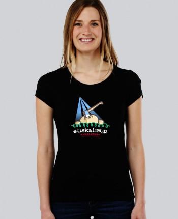 Camiseta mujer Euskalibur