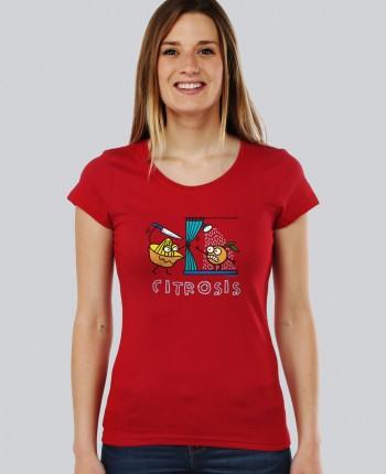 Camiseta mujer Citrosis