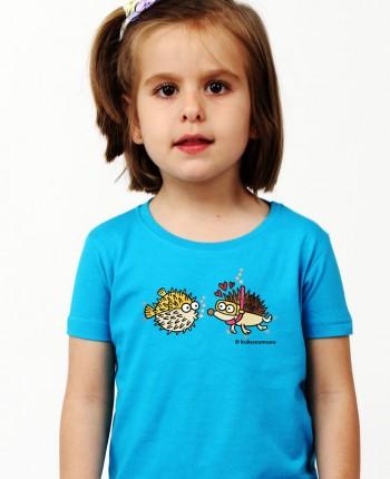 Camiseta niña Ming Chao
